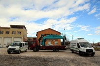 CENAZE ARACI - Develi Belediyesi'nin 2018 Yılındaki Cenaze Hizmetleri