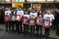 BILIM ADAMLARı - Diyarbakır'da Teröristlerin Katlettiği Öğrenciler Anıldı