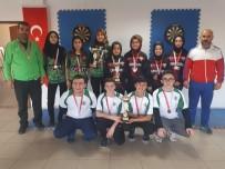 İMAM HATİP LİSESİ - Dursunbeyli Öğrenciler Dart Turnuvasına Damga Vurdu