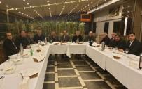 BÜROKRASI - Elazığspor'da Eski Başkanlarla İstişare Toplantısı