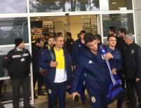 Roberto Soldado - Fenerbahçe Antalya'ya Geldi