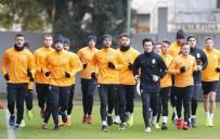 FLORYA - Galatasaray Tempo Artırdı
