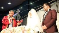 GEBZE BELEDİYESİ - Gebze'de 2 Bin 716 Çiftin Nikahı Kıyıldı