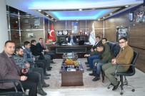 Gençlik Kollarından Başkan Bozkurt'a Ziyaret