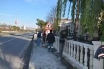 GÜLÜÇ - Gülüç Belediyesi Çevre Düzenleme Çalışmaları Aralıksız Sürdürüyor