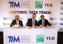 TÜRK EKONOMI BANKASı - İhracatçıya 350 Milyon Dolarlık Destek