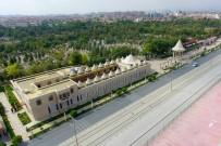 KORE SAVAŞı - İstiklal Harbi Şehitleri Abidesi'ni 4 Milyon 904 Bin 500 Kişi Ziyaret Etti