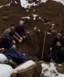 Kaçak Kazıcılara Jandarmadan Suçüstü