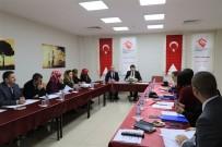 Kadına Yönelik Şiddetle Mücadele Kurul Toplantısı Yapıldı