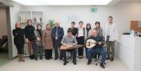 SANAT MÜZİĞİ - Kanser Hastalarına Türk Sanat Müziği Morali
