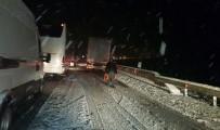 Karabük'te Yoğun Kar Yağışı