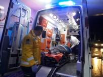 KAYACıK - Karamürsel'de Ev Yangını Açıklaması 2 Yaralı