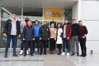MANISASPOR - Karesispor Panelde Öğrencilerle Buluştu