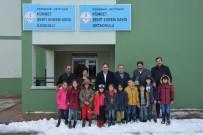 Kaymakam Demirkol Ve Başkan Kalın Okul Ziyaretinde