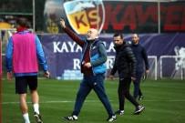 TIAGO - Kayserispor'un Antalya Kampı Başladı