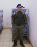 ALAY KOMUTANLIĞI - Kaza Kurşunu İle Şehit Olan Askerin Cenazesi İstanbul'a Gönderildi