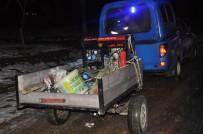 Kırşehir'de İzinsiz Kazı Yapan 5 Kişi Suçüstü Yakalandı