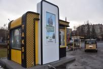 FEVZI ÇAKMAK - Kocasinan Belediyesi 21 Taksi Durağını Yeniledi