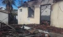 ERENTEPE - Kumluca'da Ev Yangını