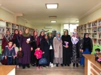 Kursiyerler Bir Günü Kütüphanede Geçirdi