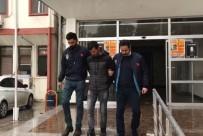 YANKESİCİLİK VE DOLANDIRICILIK BÜRO AMİRLİĞİ - Mersin'de Banka Kartı Dolandırıcılığı Şüphelisi Tutuklandı