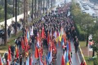 BURHANETTIN KOCAMAZ - Mersin'de Kurtuluş Günü Coşkuyla Kutlandı