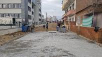 VERGİ DAİRESİ - Nazilli Belediyesi Yenilediği Ve Açtığı Yollar İle Ulaşım Ağını Rahatlatıyor