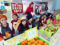 FATIH YıLMAZ - Öğrenciler LÖSEV İçin Okullarında Pazar Tezgahı Açtı