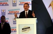 HAYVANAT BAHÇESİ - Özhaseki'den Ankara İçin 111 Proje