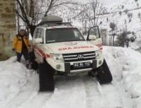 Paletli Ambulans Hayat Kurtarıyor