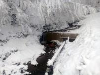 SULAMA KANALI - Pamukova Hüseyinli Göleti SASKİ Tarafından Temizlendi
