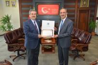 Prof. Dr. Gökbel,  'Türk Dünyası Kültürüne Hizmet Ödülü' Aldı