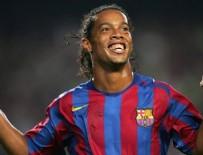 YILDIZ FUTBOLCU - Ronaldinho'ya yasak