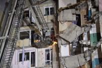 DOĞALGAZ PATLAMASI - Rusya'da Enkaz Altından Çıkarılan Ceset Sayısı 37'Ye Yükseldi