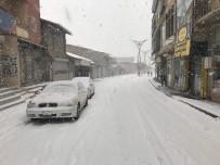 Şemdinli'de Kar Tatili