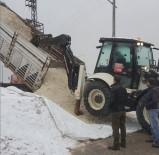 Şırnak Belediyesi Karla Mücadele Ekipleri Hazır