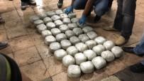 HINT KENEVIRI - Uyuşturucu Tacirlerine Geçit Verilmedi
