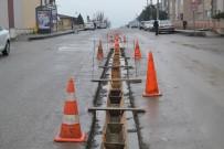Yağmur Suyu Drenaj Çalışmaları Devam Ediyor