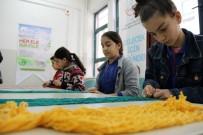 Yalova'da Okullarda File Örme Eğitimi Verilmeye Başlandı
