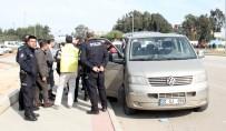 3 Milyon Lira Dolandırdığı İleri Sürülen Karı Kocayı Kaçırdı
