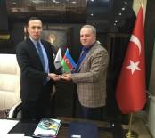 ERMENI - Asimder Başkanı Gülbey, Vali Yardımcısı Koç'u Ziyaret Etti