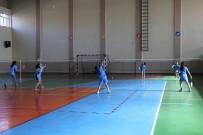 TEKVANDO - Badminton Müsabakası Yapıldı