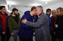 KıRKPıNAR - Başkan Sözen'e Güreşçilerden Destek