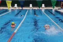 YÜZME YARIŞMASI - Büyükşehir'le 4 Mevsim Yüzme Keyfi