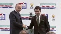 Cumhur İttifakı İspir Belediye Başkan Adayı Ahmet Coşkun Açıklaması 'İspir Ayağa Kalkacak'