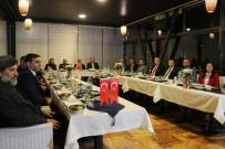 HARUN KARACAN - Cumhur İttifakı İstişare Yemeğinde Bir Araya Geldi