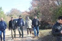 Dursunbey'de Kaybolan Adamı DAK Ekibi Buldu