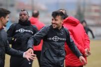 Eskişehirspor'da Yüzler Gülüyor