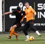FLORYA - Galatasaray'da Alanyaspor Hazırlıkları Başladı