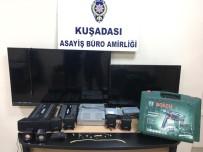 DAVUTLAR - Kuşadası Polisi Hırsızlık Olaylarına Göz Açtırmıyor